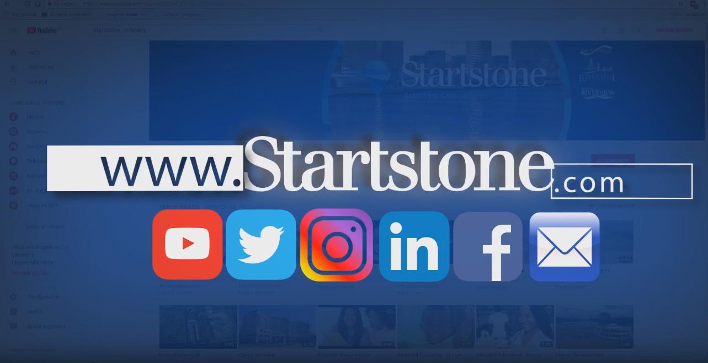 RRSS StartStone